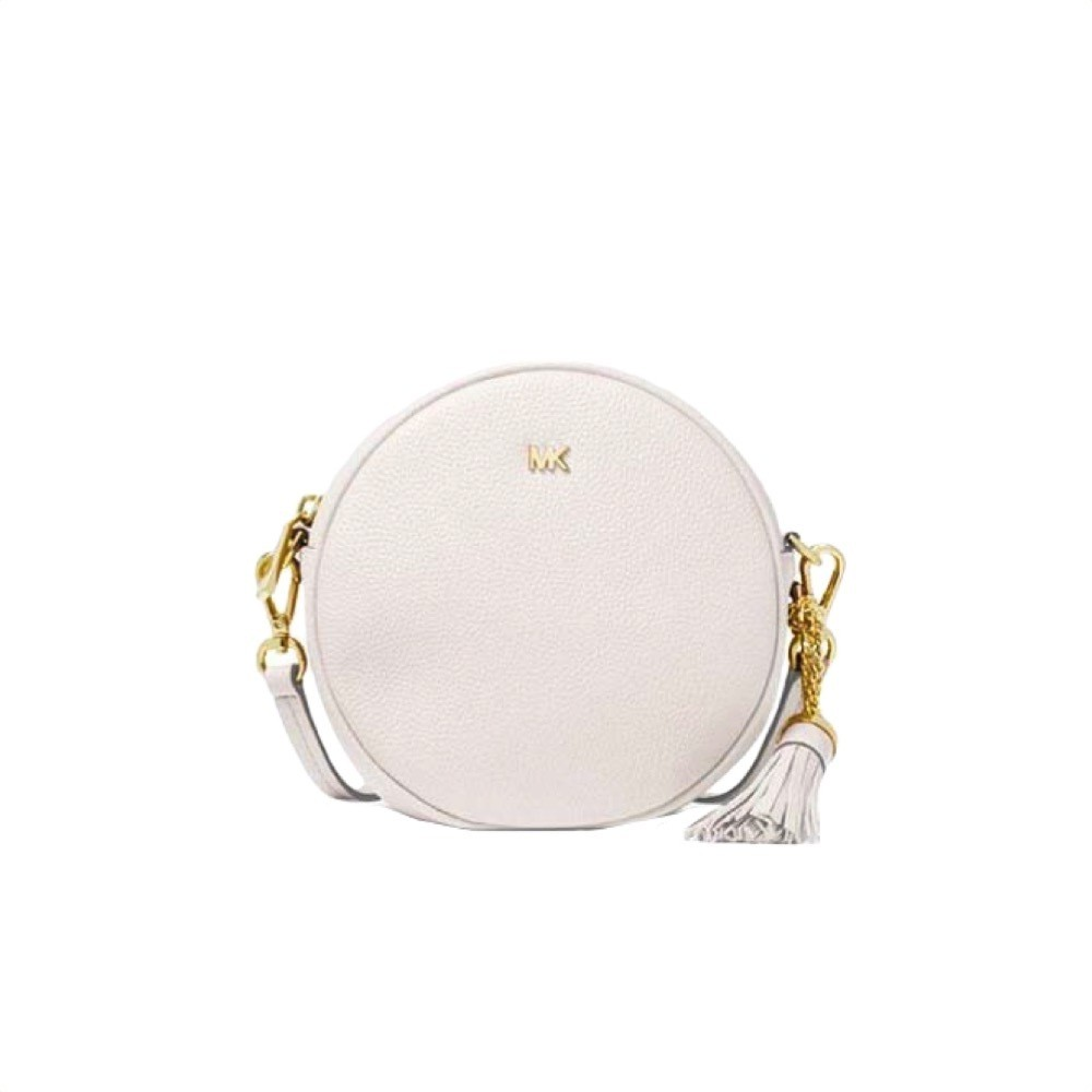 MICHAEL KORS - Canteen MD Crossbody - Optic White