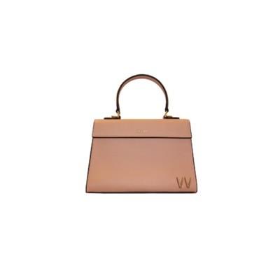 MIA BAG - Doctor Bag Minimal Personalizzabile - Cipria