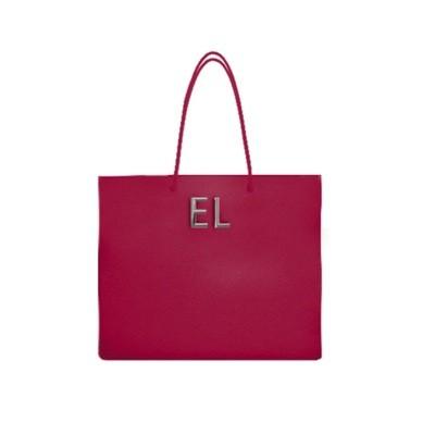 MIA BAG - Tote Bag Minimal - Fuxia