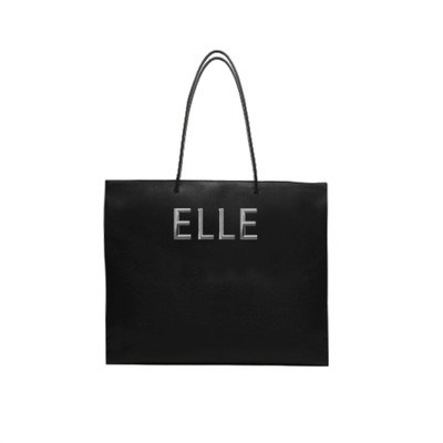 MIA BAG - Tote Bag Minimal - Nero