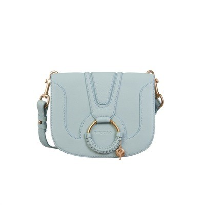 SEE BY CHLOÉ - Hana Small Crossbody Bag - Icy Blue