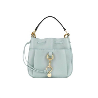 SEE BY CHLOÉ - Tony tote bag - Icy Blue