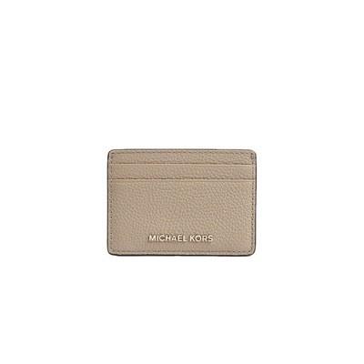 MICHAEL KORS - Card Holder - Truffle