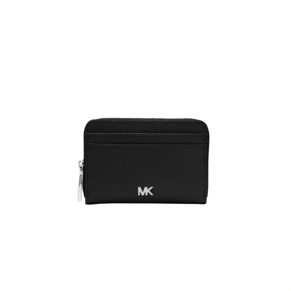 MICHAEL KORS - Money Pieces Mercer Card Case - Black