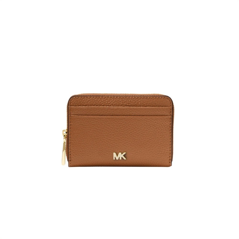 MICHAEL KORS - Money Pieces Mercer Card Case - Acorn