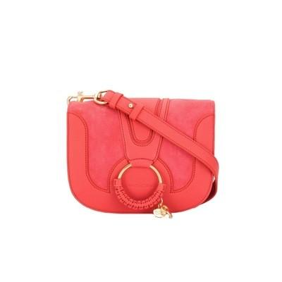 SEE BY CHLOÉ - Hana Small Crossbody Bag - Wooden Pink