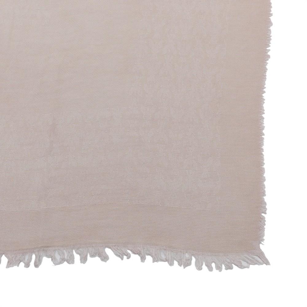 PATRIZIA PEPE - Foulard in modal e viscosa - Washed Gold Sand