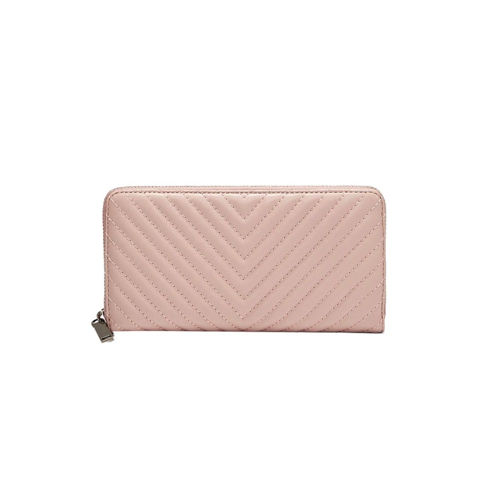 REBECCA MINKOFF - Continental Love Wallet - Vintage Pink