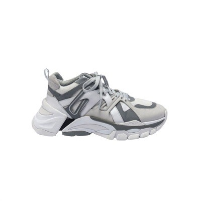 ASH - Sneakers Flash - White/Silver