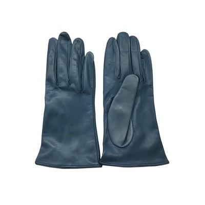 COCCINELLE • Genet guanti in pelle - Azur