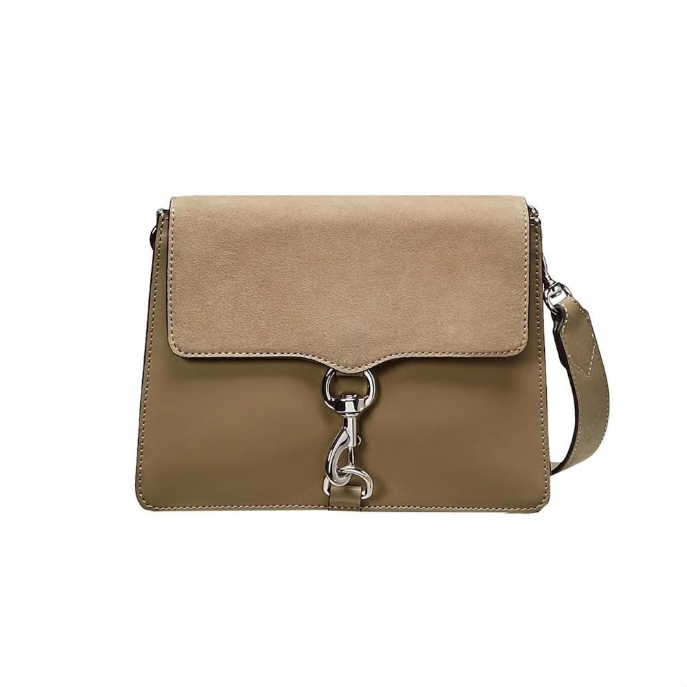 REBECCA MINKOFF - Mab Shoulder Bag - Sandstone