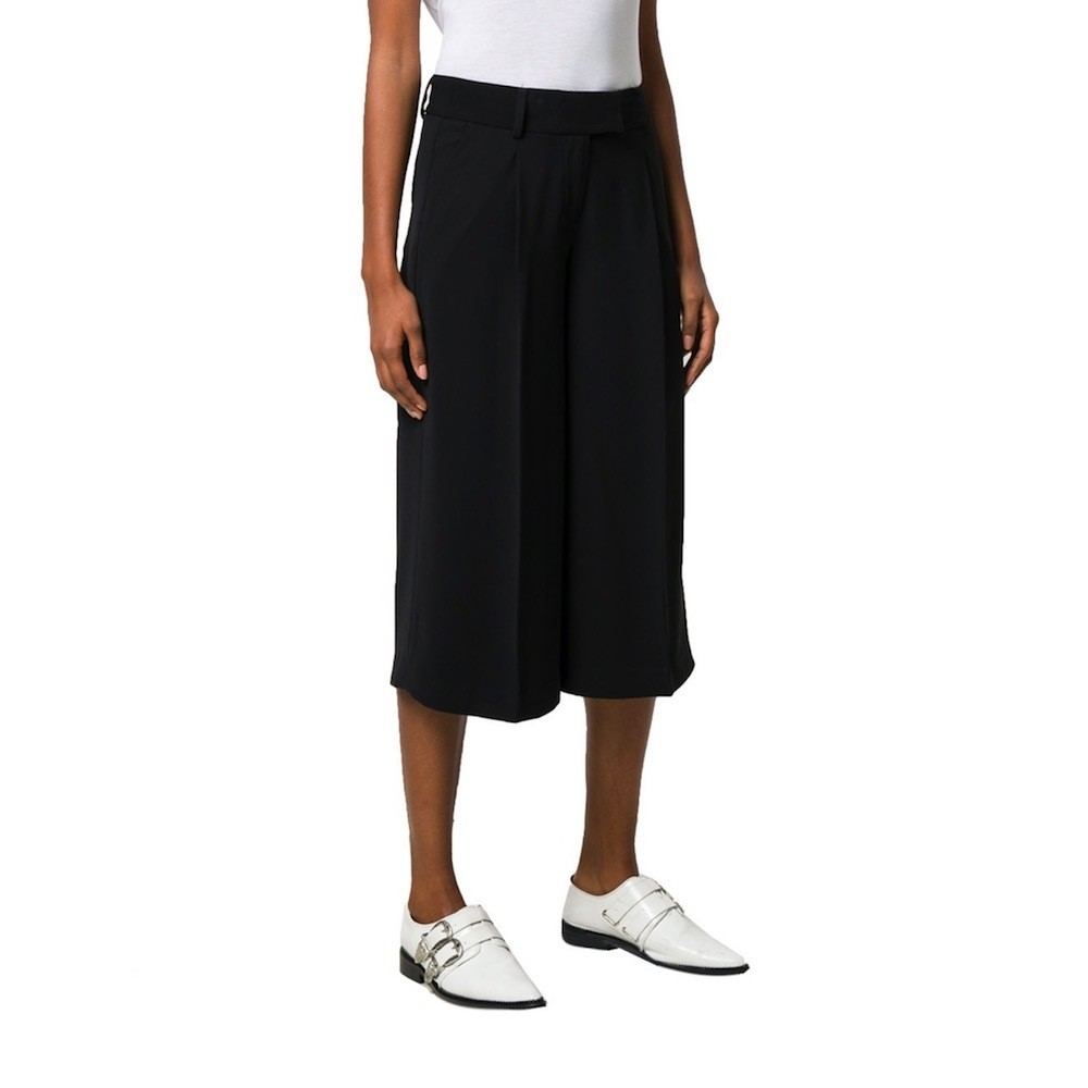 MICHAEL KORS - Pantalone Culotte - Black