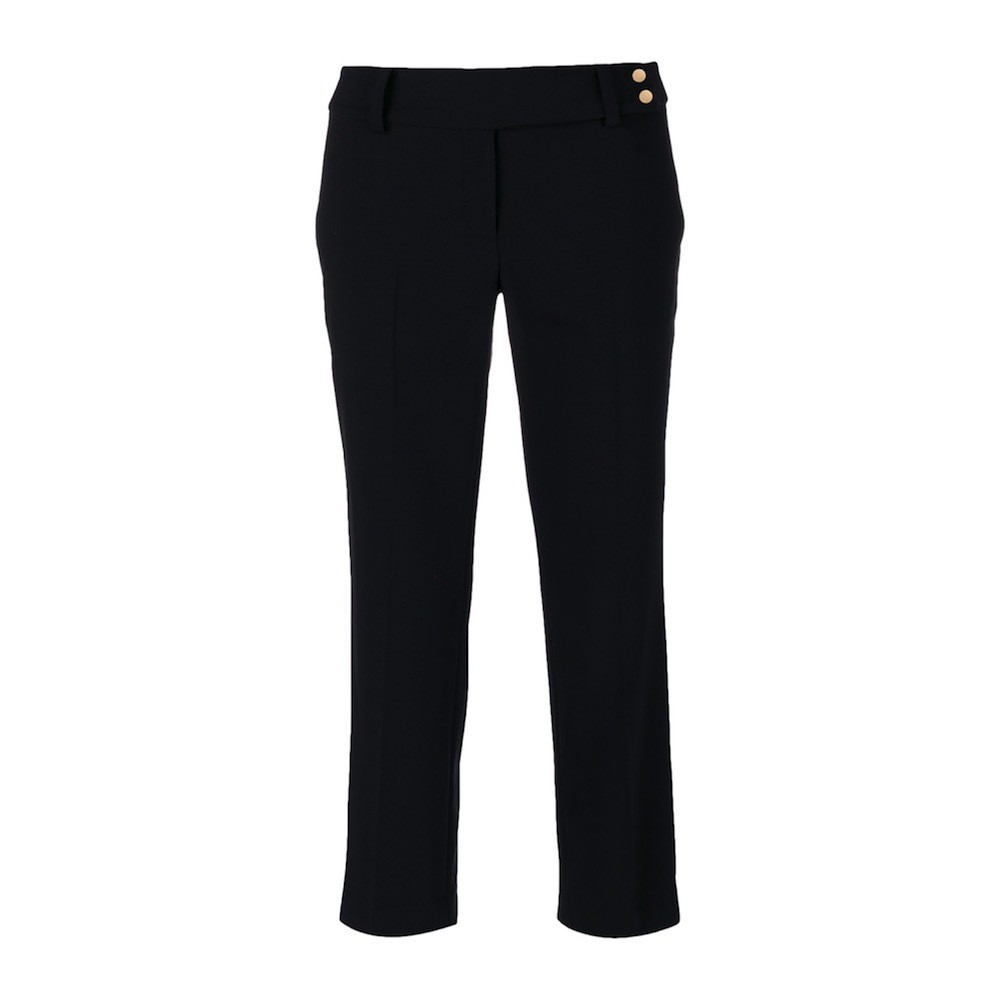 MICHAEL KORS - Pantalone in lana - Black