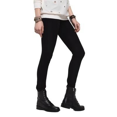PATRIZIA PEPE - Pantalone Skinny - Nero