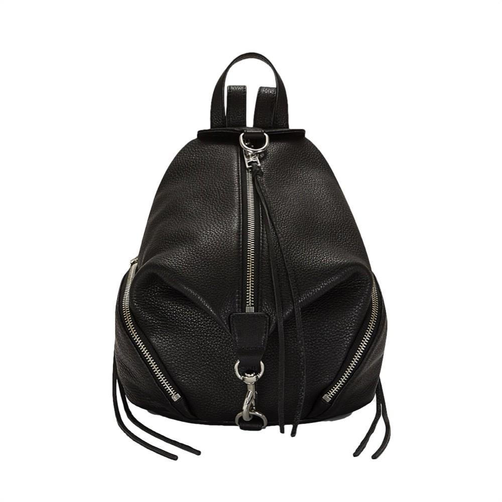 REBECCA MINKOFF - Julian Medium Backpack - Black