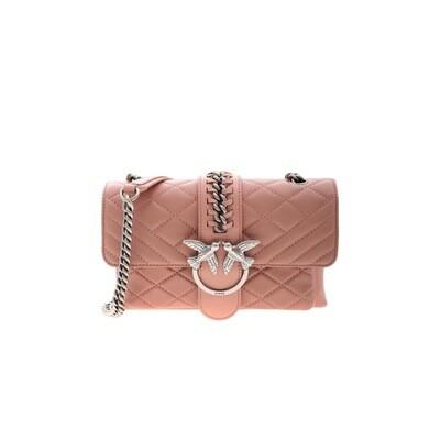 PINKO - Mini Love Bag Soft Sheep - Light Pink
