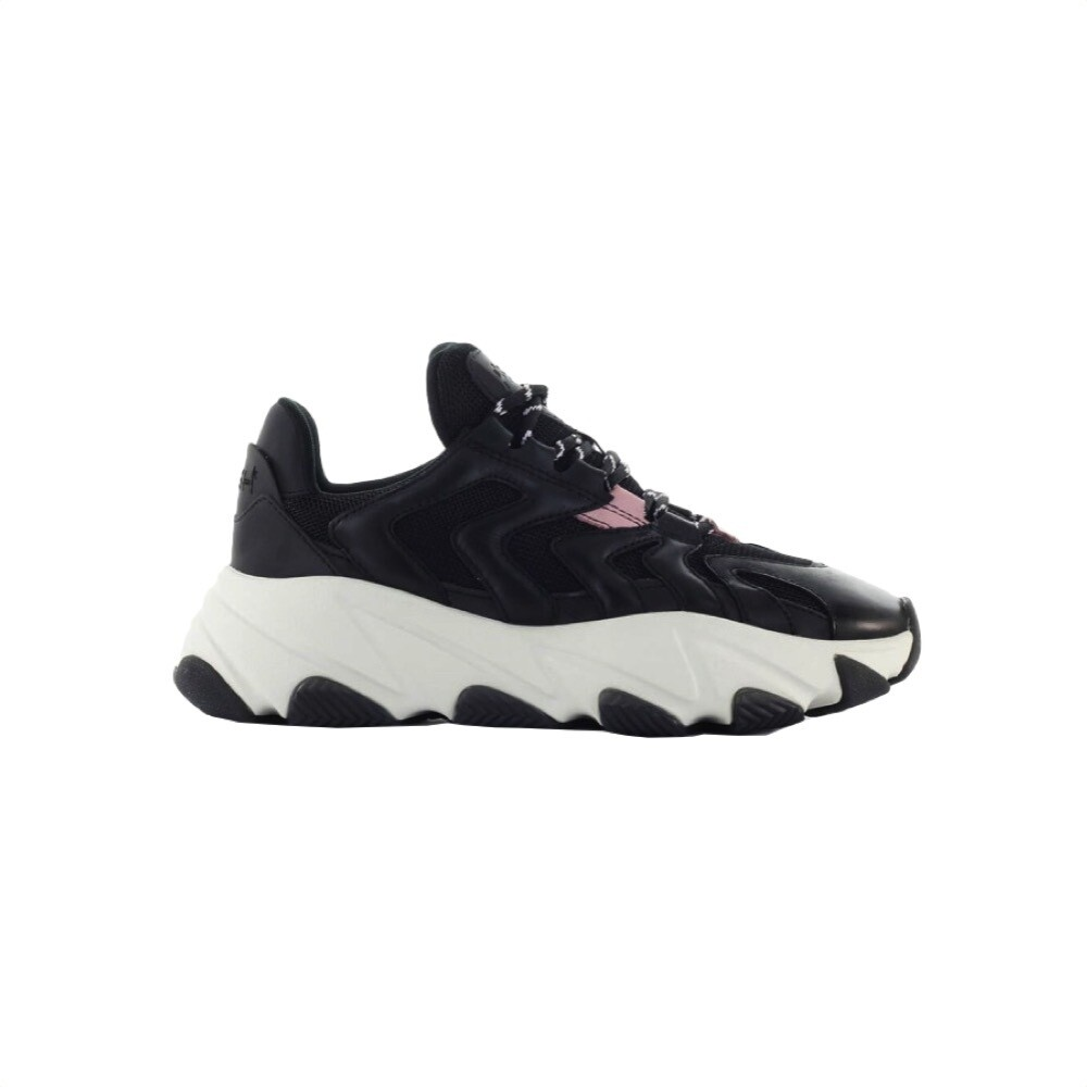 ASH - Extreme sneakers - Black/Orchid