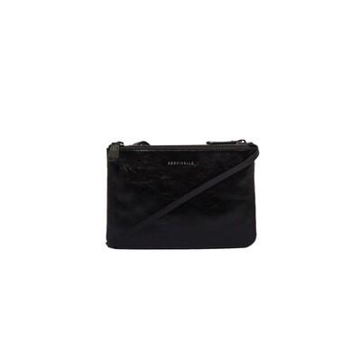 COCCINELLE - Coralie Azalea Mini Bag - Noir