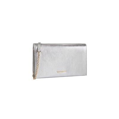 COCCINELLE - Kalliope Mini Bag - Silver