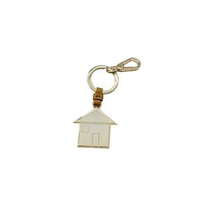 COCCINELLE - Casa Portachiavi/Charm Basic Metal - Camel
