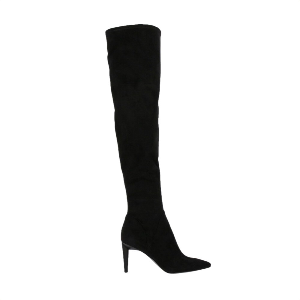 KENDALL+KYLIE - Zoa stivale suede - Black