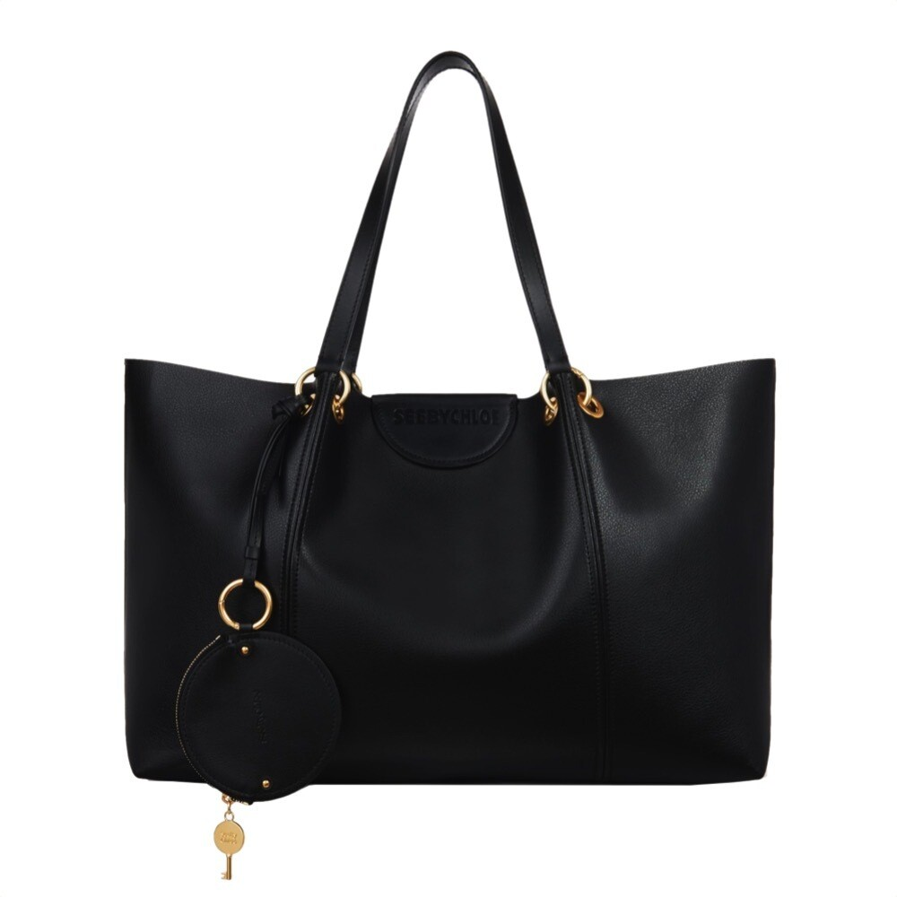 SEE BY CHLOÉ - Marty Shopping grande - Black