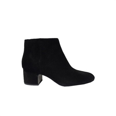 WHAT FOR - Firma stivaletto suede - Black