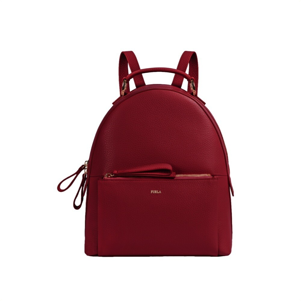 FURLA - Noa M Backpack - Ciliegia