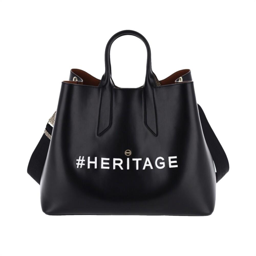 BORBONESE - Mindblow Borsa a mano Heritage - Black