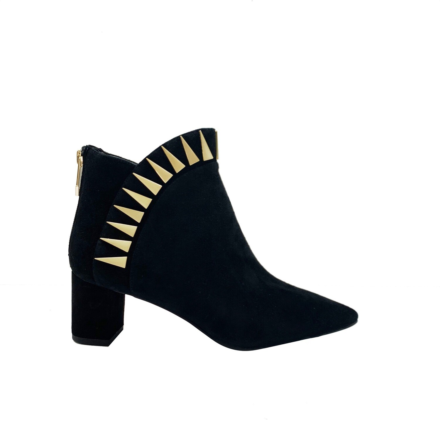WHAT FOR - Isis Stivaletto - Black
