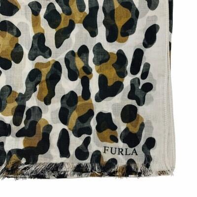 FURLA - Stola Pin 70x200 - Chalk