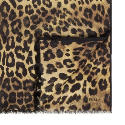 FURLA - Stola Mimì 70x200 - Color Gold