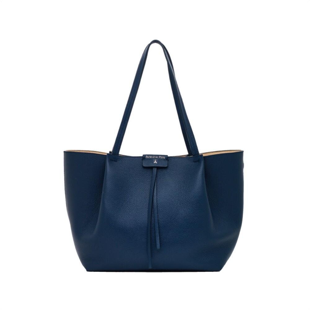 PATRIZIA PEPE - Shopping Pepe City media - Dress Blue
