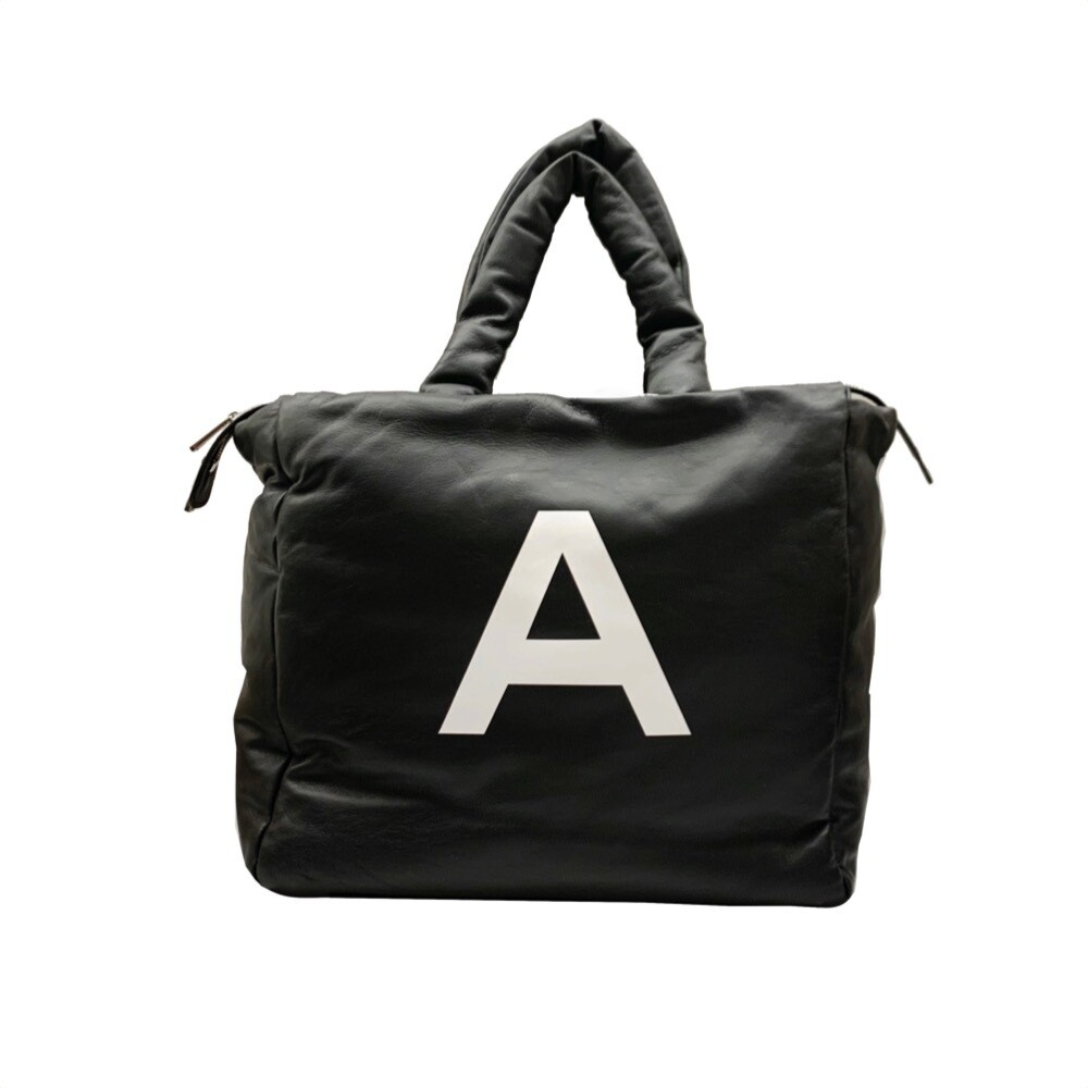 "MIA BAG - Shopper Grande Pouf ""A"" - Nero"