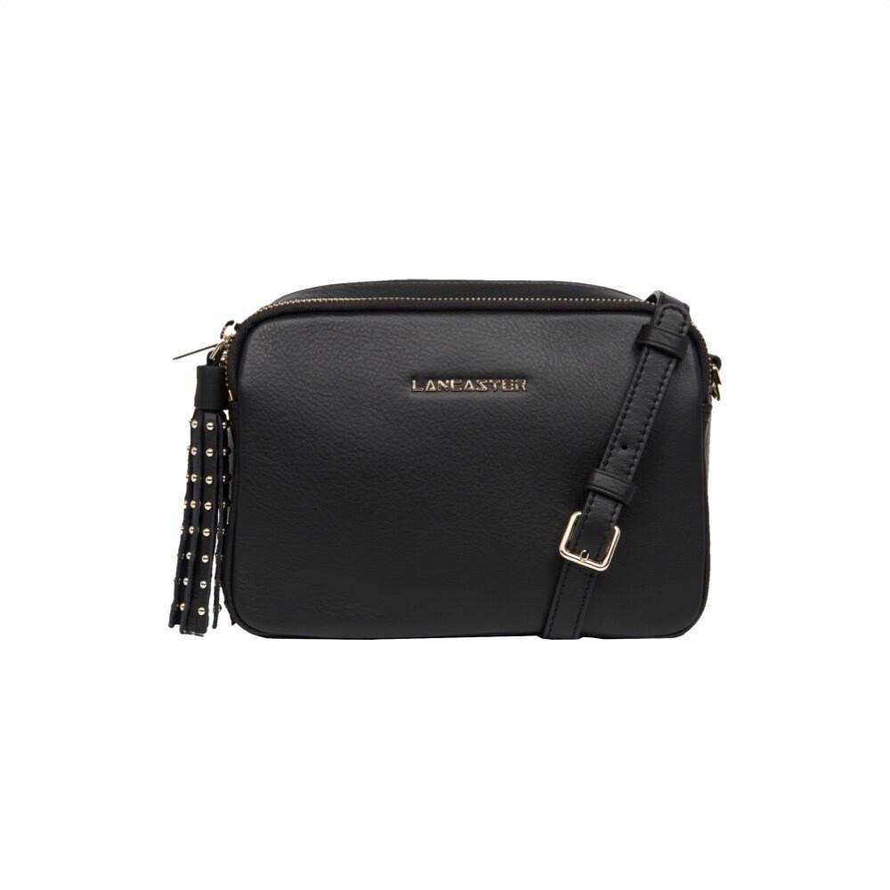 LANCASTER - Ana&Annae Small Crossbody bag - Noir