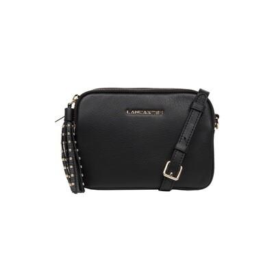 LANCASTER - Ana&Annae Mini Crossbody bag - Noir