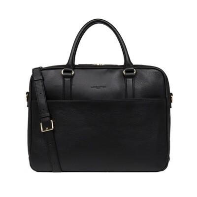 LANCASTER - Business Bag - Black
