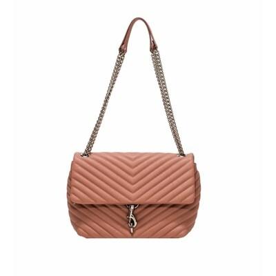 REBECCA MINKOFF - Edie Flap Shoulder Bag - Doe
