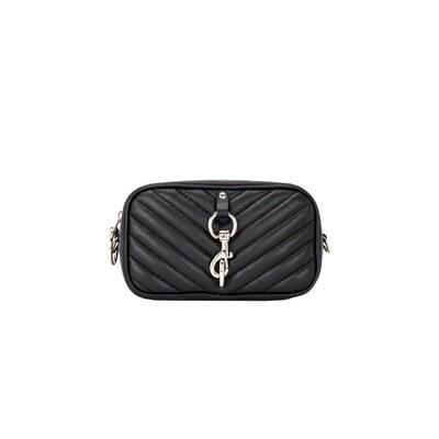 REBECCA MINKOFF - Camera Belt Bag - Black