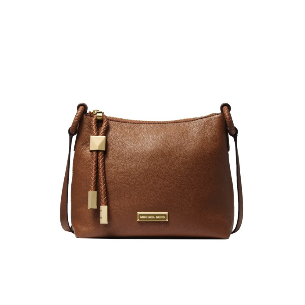 MICHAEL KORS - Lexington Large Crossbody Bag - Luggage