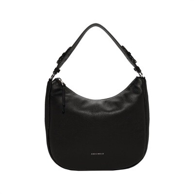 COCCINELLE - Alix Hobo Bag - Noir