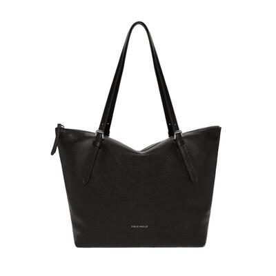 COCCINELLE - Alix Shopping Bag - Noir
