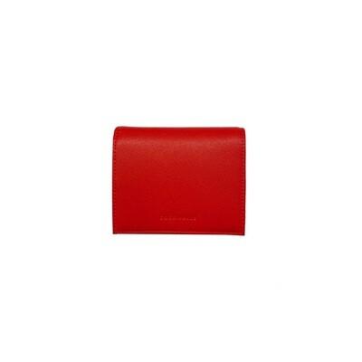 COCCINELLE - No Logo Portafoglio Piccolo - Polish Red