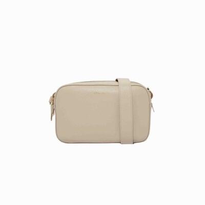 COCCINELLE - Alpha Camera Bag - Seashell