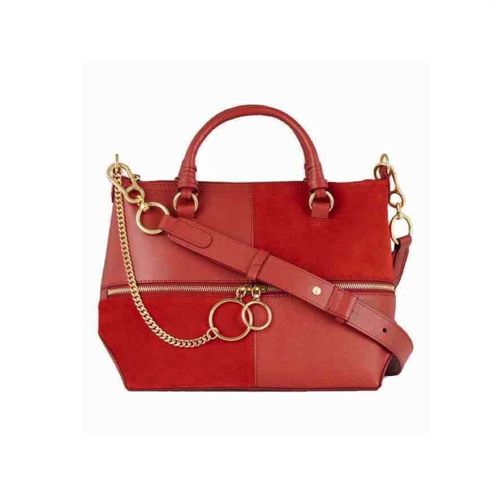 SEE BY CHLOÉ - Emy Borsa media - Faded Red