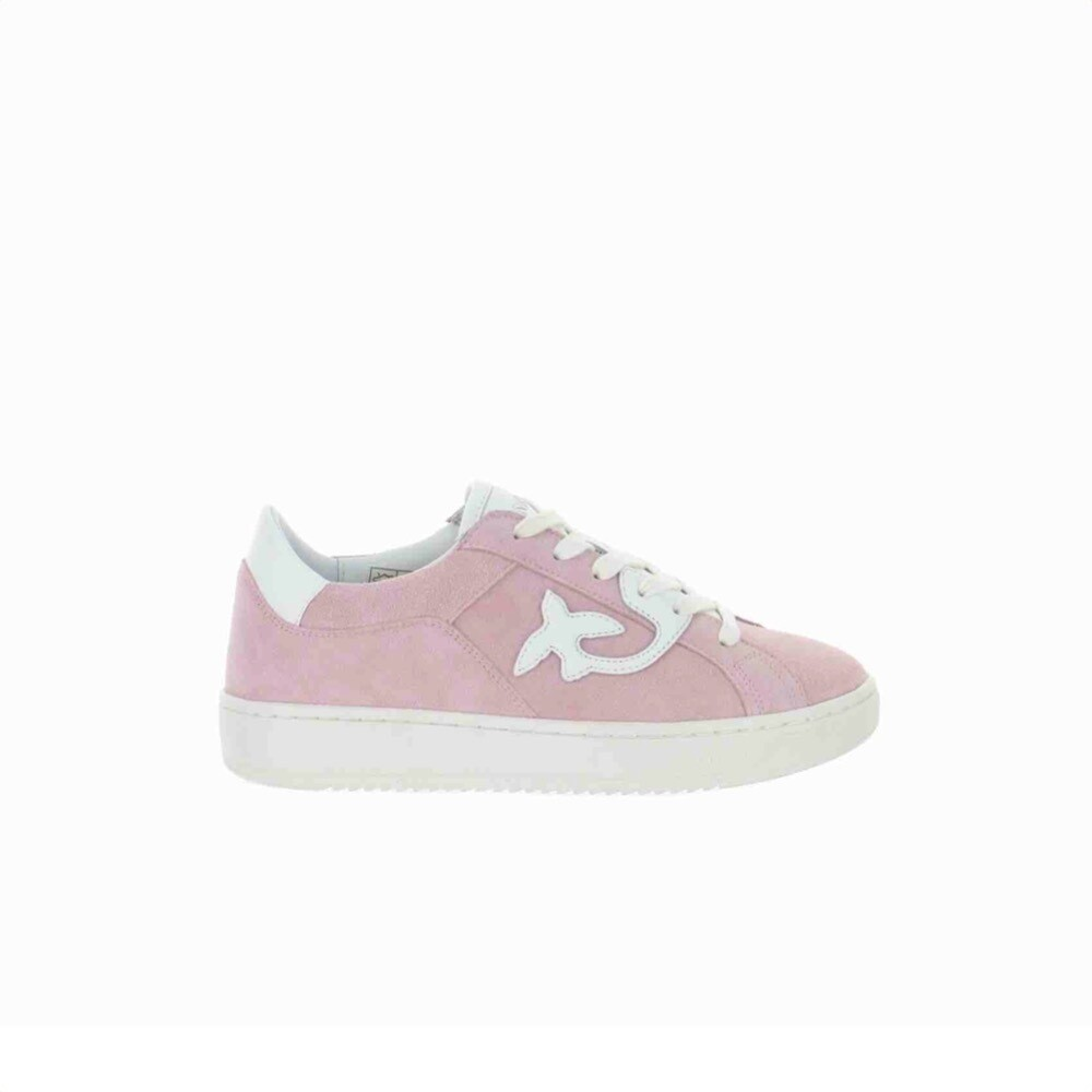 PINKO - Sneakers Liquirizia - Rosa/Bianco