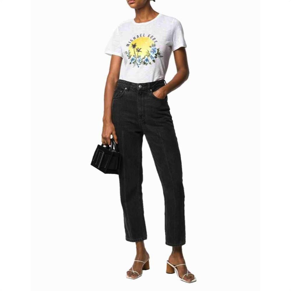 MICHAEL KORS - T-shirt Sunset - White