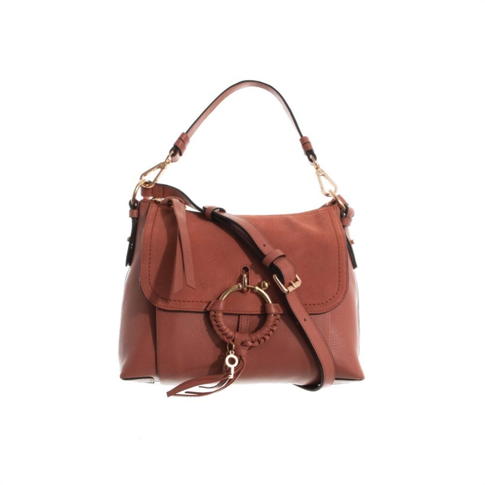 SEE BY CHLOÉ - Joan Small Shoulder Bag - Cheek