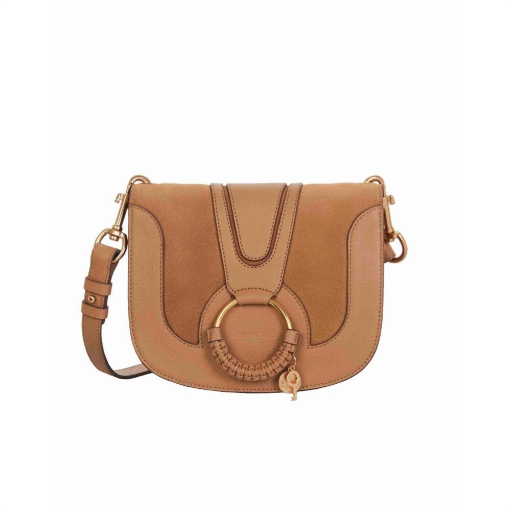 SEE BY CHLOÉ - Hana Small Crossbody Bag - Coconut Brown
