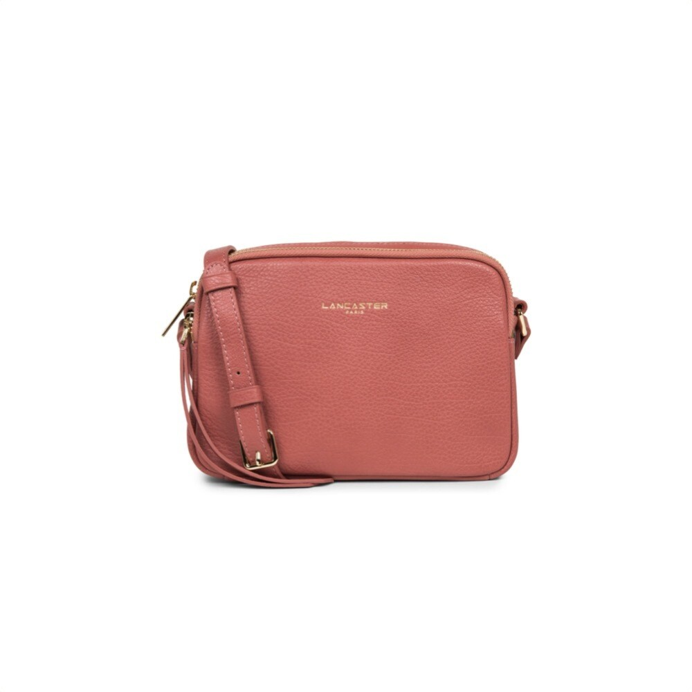 LANCASTER - Dune Mini Crosbody Bag - Bois de Rose